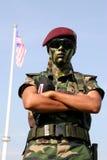 3 2006个生日6月马来西亚国王游行 库存照片
