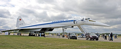 3 2009 aerospace maks przedstawienie Zdjęcie Royalty Free