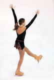 3 2010第3只杯子欧罗巴海伦娜冰鞋 免版税图库摄影