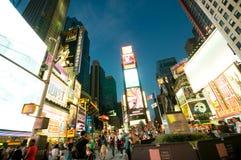 3 2010 времени york сентября города новых квадратных Стоковая Фотография