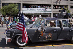 3 2012 miasta Czerwiec jeziornych parady dumy soli Utah Obraz Royalty Free
