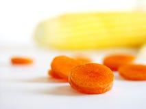 3棵蔬菜 免版税图库摄影