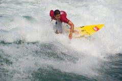 3 4模式挑战dei长处marmi海浪 库存照片