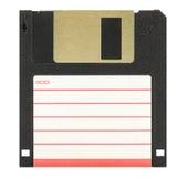 3.5 '' pouces d'à disque souple Photo stock