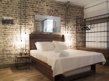 δωμάτιο ξενοδοχείου 3 Στοκ Εικόνα