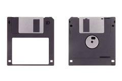 3.5inch del disco blando Imágenes de archivo libres de regalías