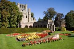 3 abbey kelso fotografering för bildbyråer