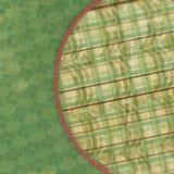 3 abstrakcjonistyczna d moltonu szkocka krata Zdjęcie Stock