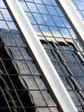 3 abstrakcjonistycznego architektoniczny Obrazy Stock