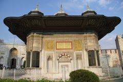 3. Ahmet Brunnen Stockbild