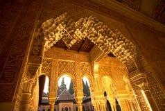 3 alhambra Royaltyfri Foto