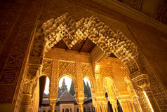 3 alhambra стоковое фото rf