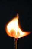 3 allumettes d'incendie Photo libre de droits