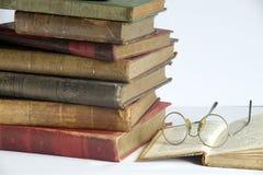 3 antic βιβλία Στοκ Εικόνα