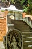 3 anuradhapura bodhi maha sri 免版税库存照片