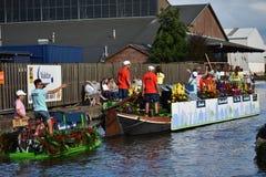 3 August 2019, Westland, Netherlands. Boat Parade, Varend Corso