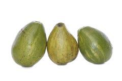 3 avocados Stock Photo