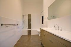 3 łazienka Fotografia Stock