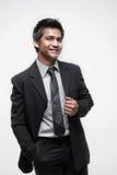 3 azjatykci atrakcyjny biznesmen Zdjęcie Stock