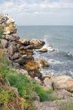 3 azov海边 免版税库存图片
