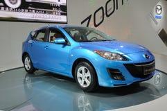 3 błękit Mazda Obrazy Stock