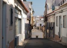 3 backstreet Algarve Zdjęcie Stock