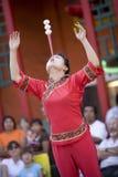 3 balancer κινέζικα Στοκ εικόνες με δικαίωμα ελεύθερης χρήσης