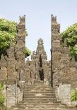 3 bali tempel Arkivfoton