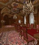 3 baroku pokój ilustracji