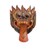 3 barong maska Obrazy Stock
