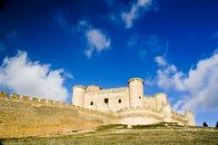 3 belmonte castillo de 库存图片