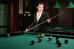 3 billiards Zdjęcia Royalty Free