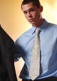 3 biznesowych mężczyzna potomstwa obraz stock
