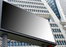 3 blank billboardów Obraz Stock