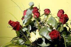 3 blommor Royaltyfri Foto