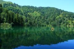 3 bo钾湖 免版税库存图片