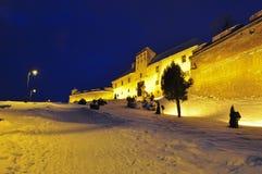 3 brasov城堡 库存图片