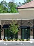 3 budowę centrum zakupy Zdjęcia Royalty Free