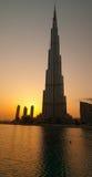 3 burj Ντουμπάι Στοκ Εικόνες