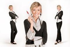 3 businesswoman Stock Photo