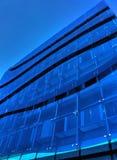 3 byggande exponeringsglas Arkivfoton