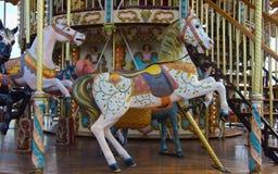 3 carousel Obrazy Stock