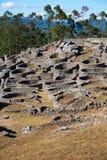 3 celtów fort Zdjęcie Stock