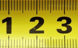 3 centimètres Photo stock