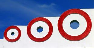 3 cerchi Fotografia Stock Libera da Diritti