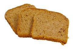 3 chlebów żyto Zdjęcie Stock