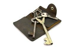 3 clés Image libre de droits