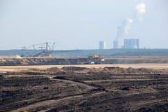3 coalmining nie Obrazy Royalty Free