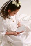 3 communion premier photos libres de droits