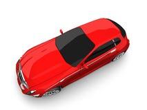 3 conceptcar 免版税库存图片